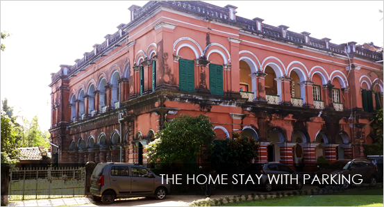 The Home Stay with Parking