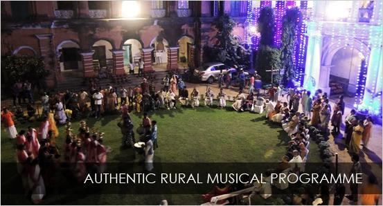 Authentic Rural Musical Program
